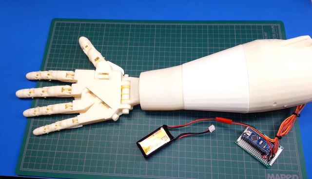 mkme.org robotic arm